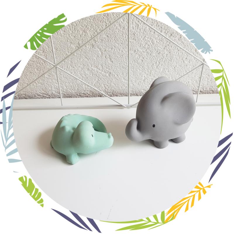 Tikiri  badspeelgoed - olifant