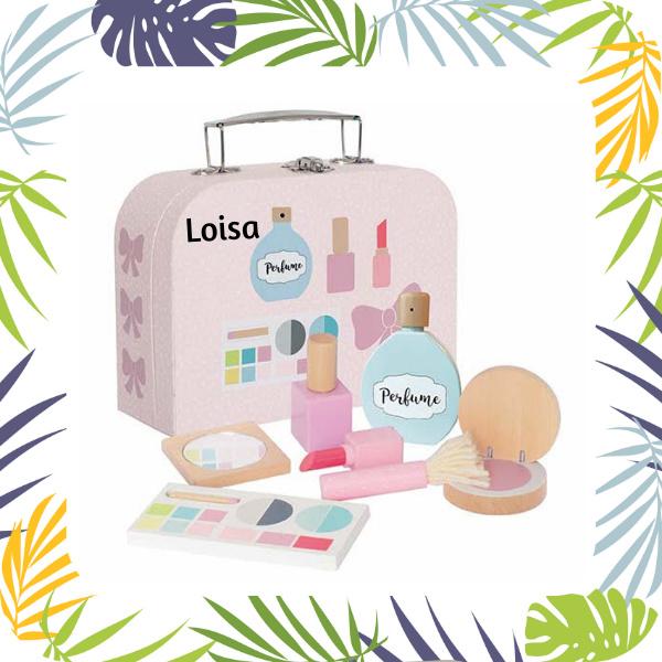 Make up koffertje roze