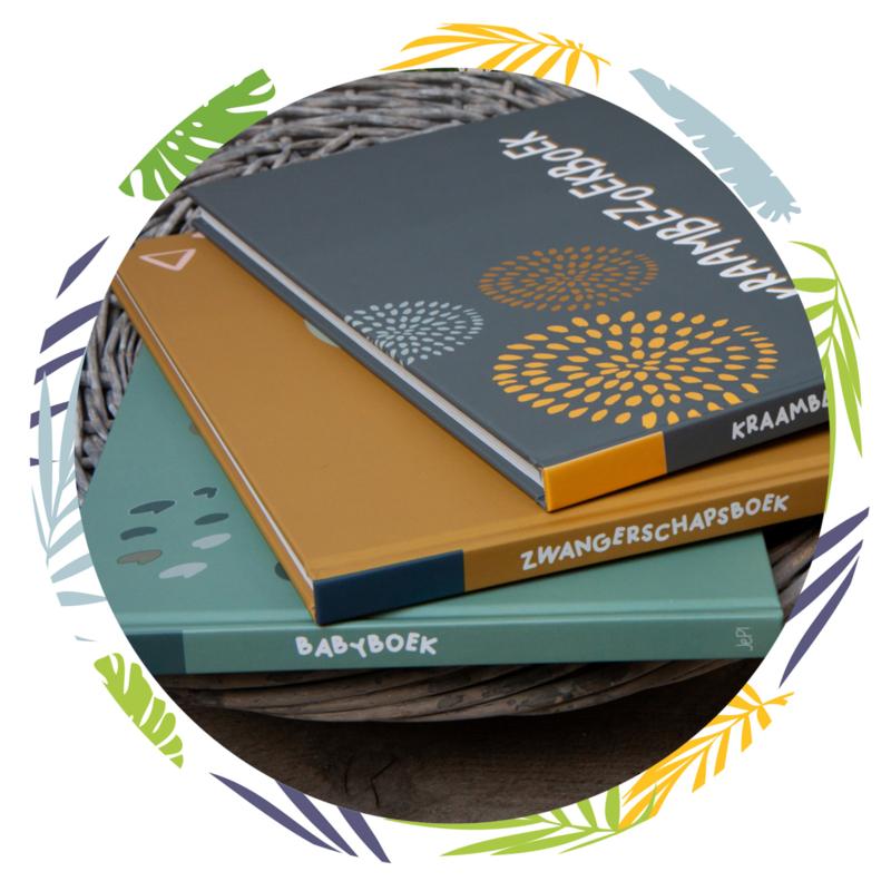 Kraambezoek boek Jep!