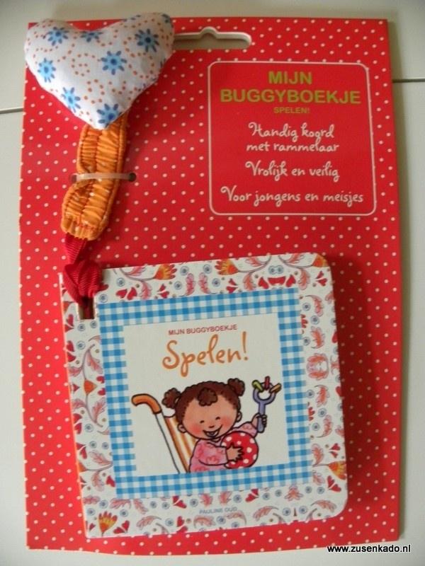 Buggy Boekje Spelen van Pauline Oud