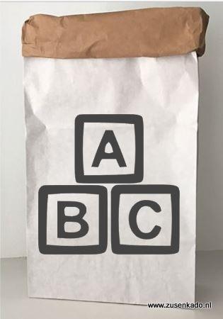 Paperbag ABC