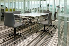 Glazen bureau Design tafel 200x100 cm, Arkitek