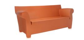 Bubble club sofa, twee zitsbank (Philippe Starck)