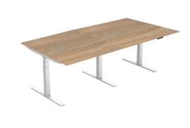 Vergadertafel Statafel Tendenz Elektrisch 65-130 cm