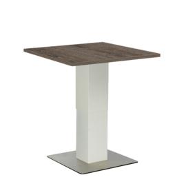 Vergadertafel Statafel Bari Linak 1 koloms, elektrisch 62,5-126,5 cm