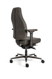 Bureaustoel Therapod X met hoge rug