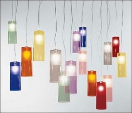 Hanglamp Easy Kartell
