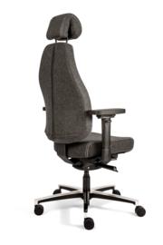 Bureaustoel Therapod X HR  met hoge rug en Hoofdsteun