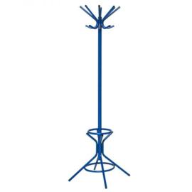 Kapstok Metaal blauw (staand)