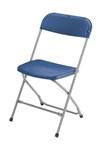 Klapstoel vouwstoel EUROPA SAMSONITE blauw