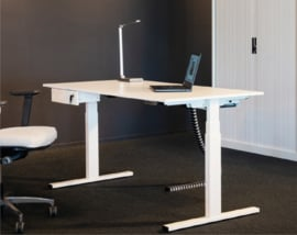 Bureau Pro-fit, T-poot frame, Nice Price Office