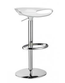 Barstoel Design barkruk Zoe (4 kleuren) hoogte instelbaar