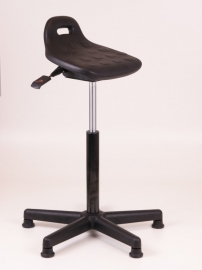 Stahulp model 339 zwart, Nylon