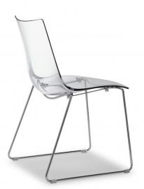 Designstoel kunststof Zebra  S