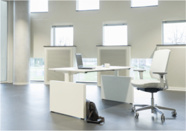 Wangen Bureau Pro/fit Nice Price Office (met zijwangen)