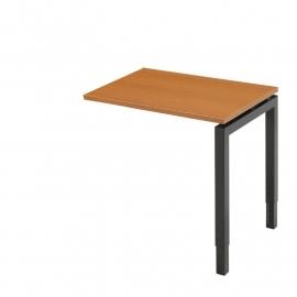 Aanbouwtafel NOW 80x60cm