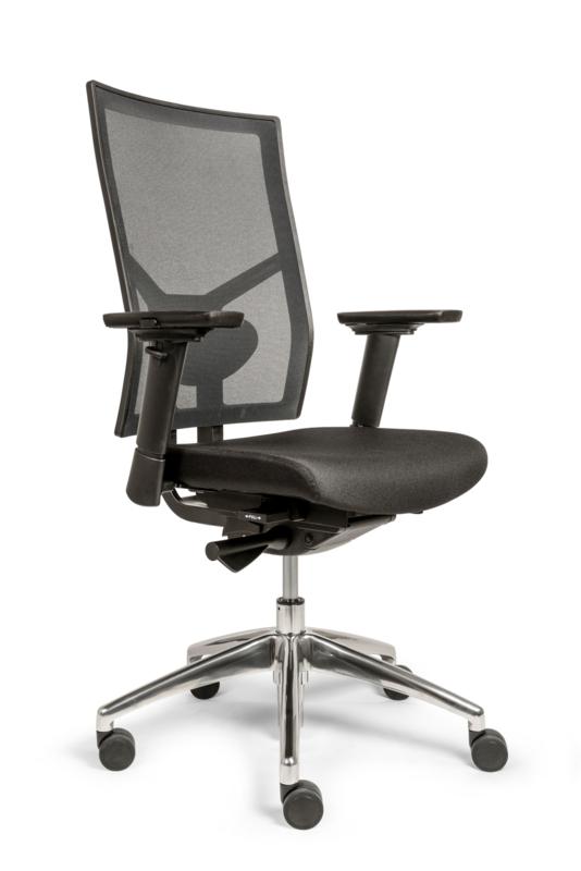 Bureaustoel Vaste Poten.Tip Ergonomische Bureaustoel Met 10 Jaar Garantie Met Of Zonder