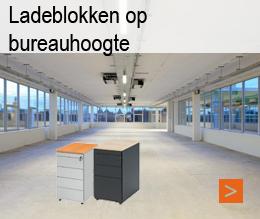 bureau ladeblok