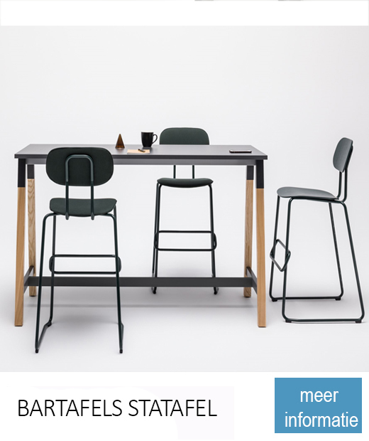 Bartafel Hoge tafel Statafel