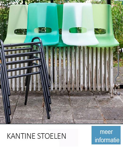 Ruim assortiment Kantine stoelen