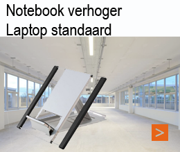 Laptopsteun notebook standaard