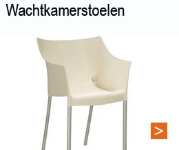 wachtkamer design stoelen