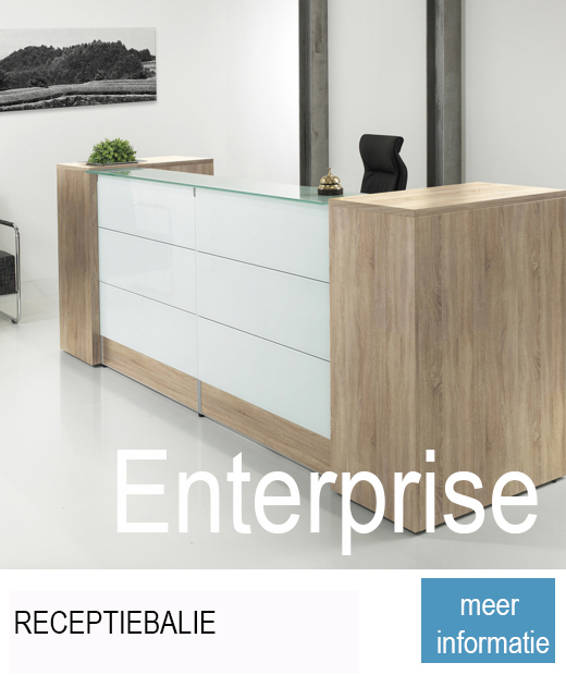 receptiebalie enterprise