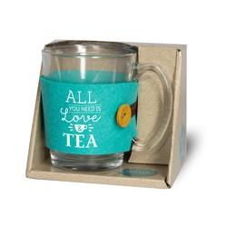 Theeglas - Love - Tea