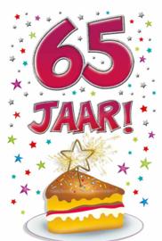 FUNNY AGE 65 JAAR