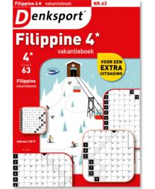 Filippine niveau 4 vakantieboek