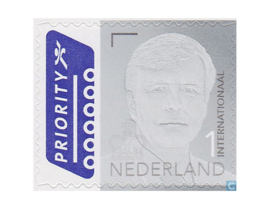 5 postzegels buitenland