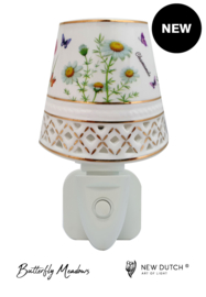 Night Light LED Butterfly Meadows