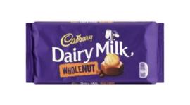 Cadbury Chocolade Reep Hele Noot