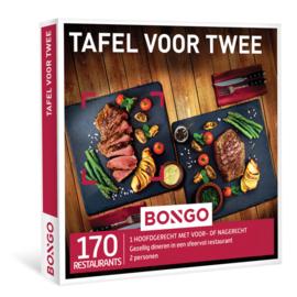 Bongo - Tafel voor twee
