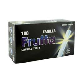 FRUTTA VANILIA CLICK HULZEN 100 STUKS