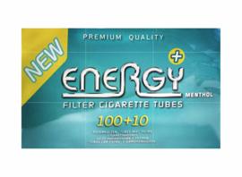 ENERGY MENTHOL HULZEN 100 + 10