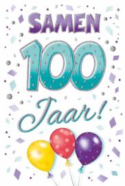FUNNY AGE 100 JAAR
