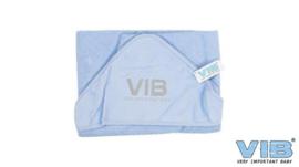 Badcape VIB Licht Blauw+Zilver - VIB-HTTB01