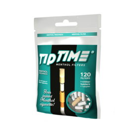 Tip time menthol filter 60 stuk