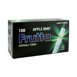 FRUTTA APPLE MINT 100 STUKS