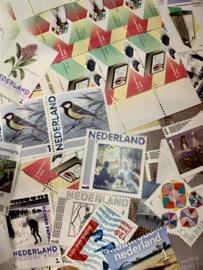 10 bijzondere postzegels assortie .binnenland (niet zelfklevend)