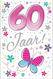 FUNNY AGE 60 JAAR