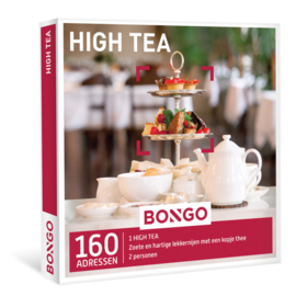 Bongo - High Tea