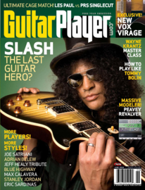 GuitarPlayer magazine