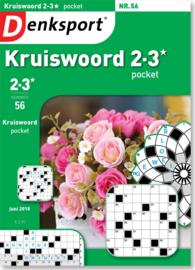 Kruiswoord Niveau 2-3 pocket