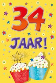 FUNNY AGE 34 JAAR