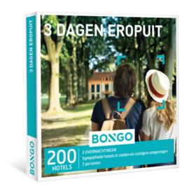 Bongo - 3 dagen eropuit