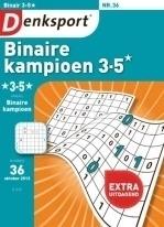 Binaire Kampioen Niveau 3-5