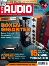 Audio magazine