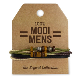 The Legend - Armband - Mooi mens